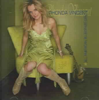 ALL AMERICAN BLUEGRASS GIRL BY VINCENT,RHONDA (CD)