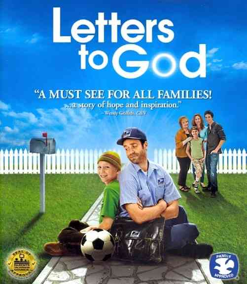 LETTERS TO GOD BY LIVELY,ROBYN (Blu-Ray)