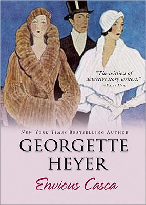 Envious Casca By Heyer, Georgette